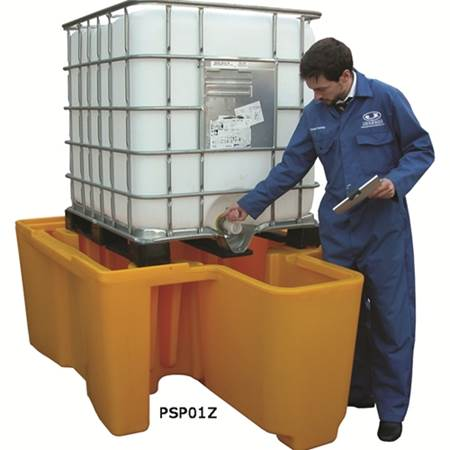 Picture for category IBC Containment Pallets