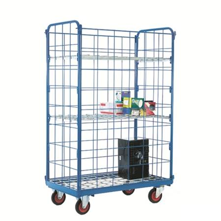 Picture for category Narrow Aisle Rolcontainer