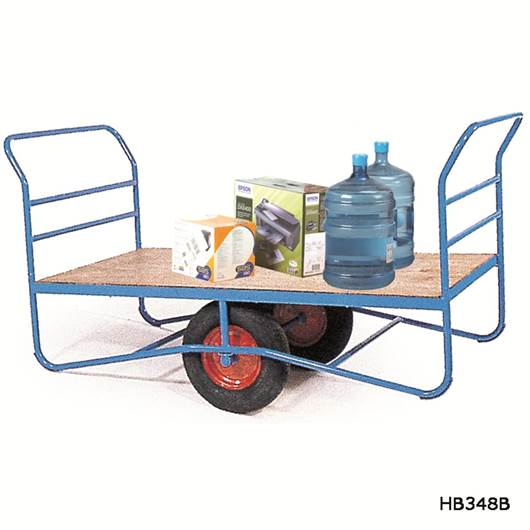Picture of Balanced Trucks - Plywood Platform