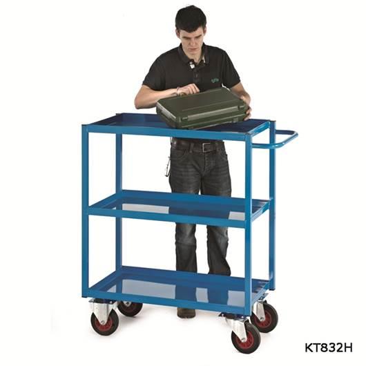Picture of Heavy Duty Tray Trolleys