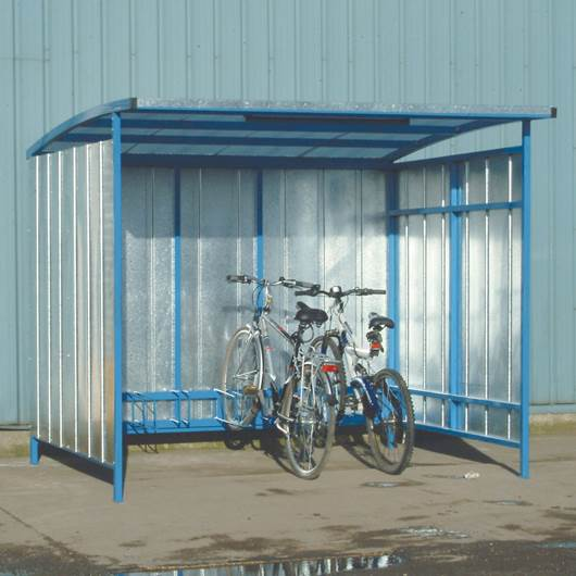 Picture of Industrial Cycle Shelter