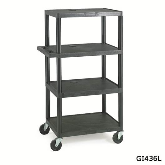 Picture of 5 Shelf Trolley