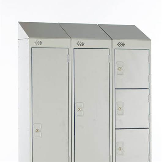 Picture of Sloping Tops for Lockers