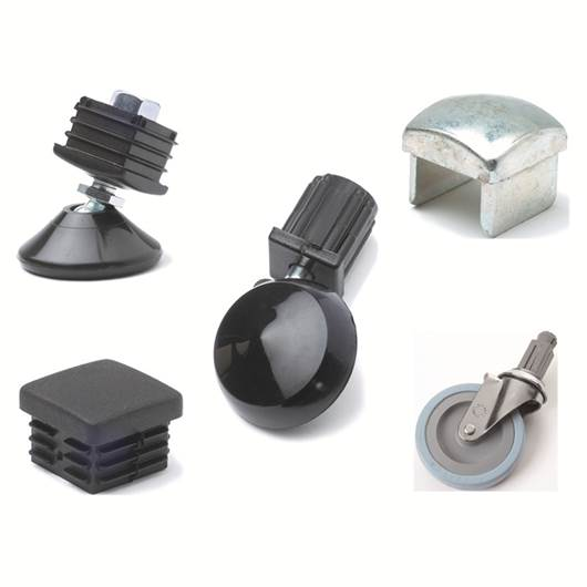 Picture of Feet and Castors