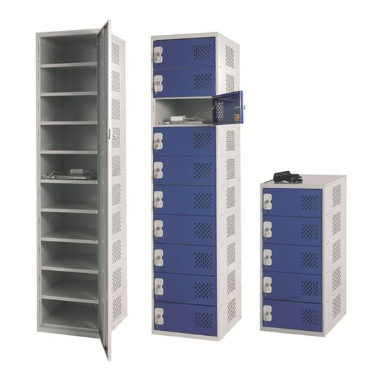 Picture of In-Charge Laptop Lockers