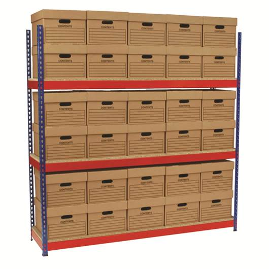 Picture of Rivet Archive Racking