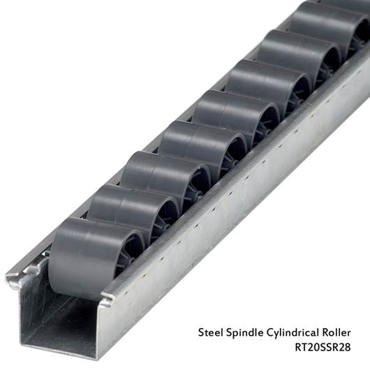 Picture of Light Duty Roller Tracks