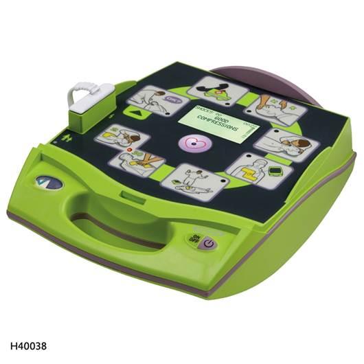 Picture of AED Defibrillator