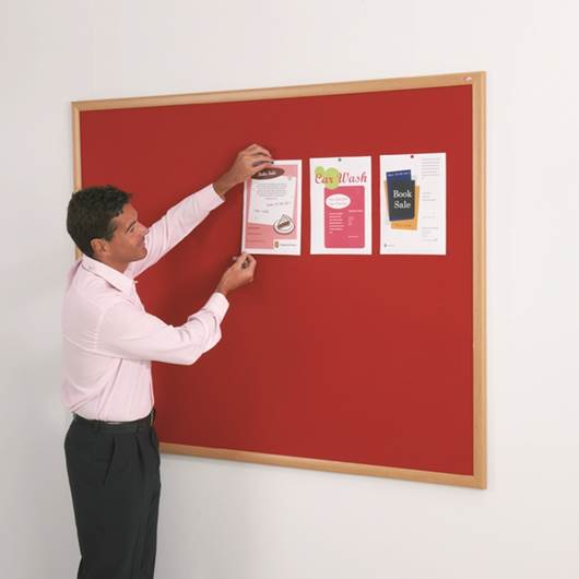 Picture of Eco-Friendly Noticeboards