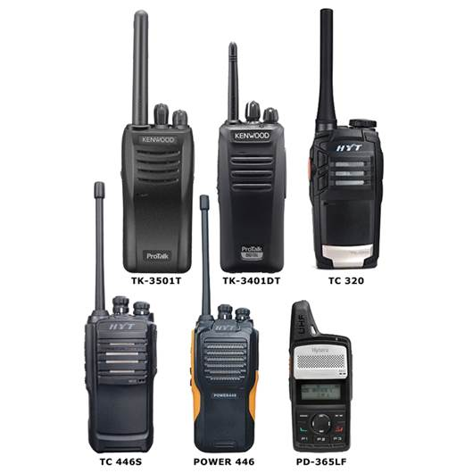 Picture of Two Way Radio