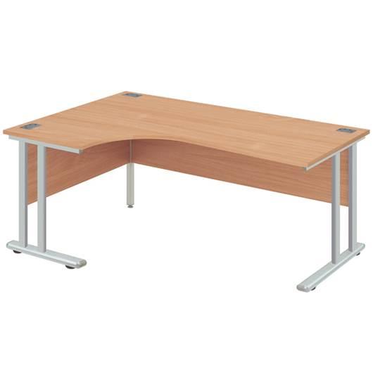 Picture of Fraction2 Desk - Core Workstation