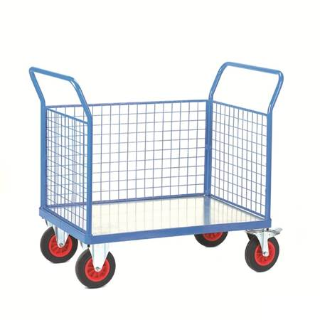 Picture for category Fort Galvanised Platform Trucks