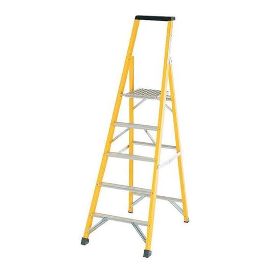 Picture of Glass Fibre Platform Stepladders