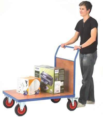 Picture for category Fort Platform Trucks - 3 Year Guaranteed