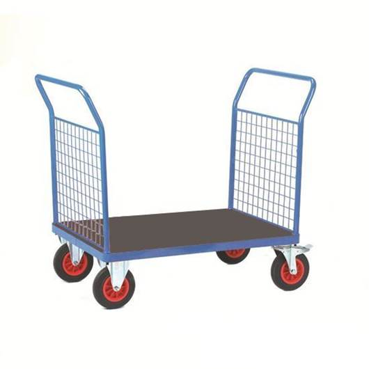 Picture of Fort Phenolic Platform Trucks with Double Mesh End