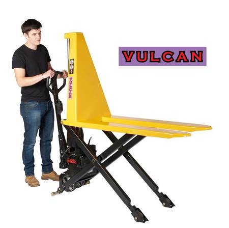 Picture for category High Lift Pallet Trucks