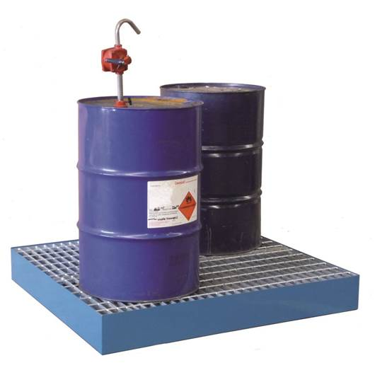 Picture of Floor Sump Pallets