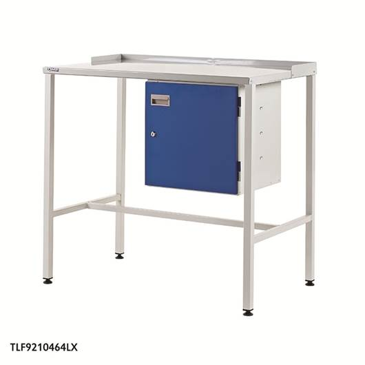 Picture of Team Leader Workstation with Cupboard