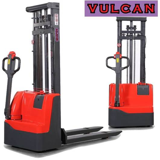 Picture of VULCAN Fully Powered Stacker