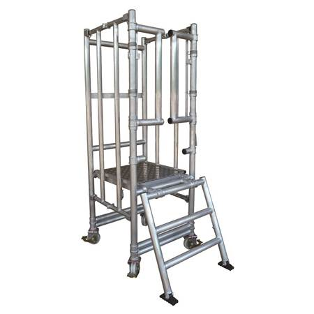 Picture for category Podiums, Towers & Lift Cages