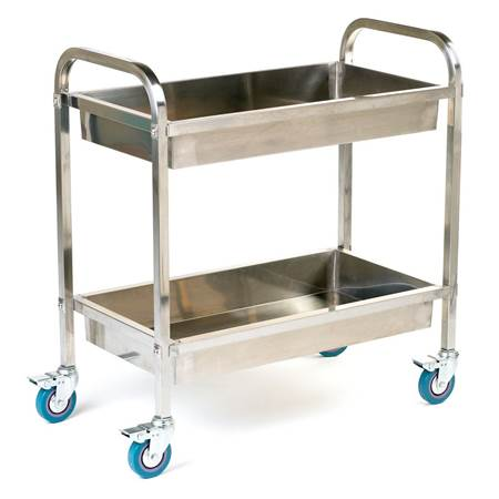 Picture for category Stainless Steel, Galv & Wire Trolleys