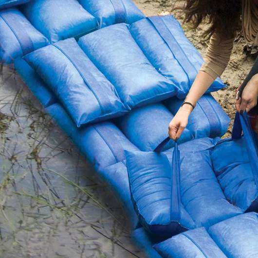Picture of Hydrosacks - Flood Protection