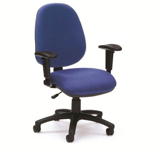 Picture of Office Chair with Adjustable Arms