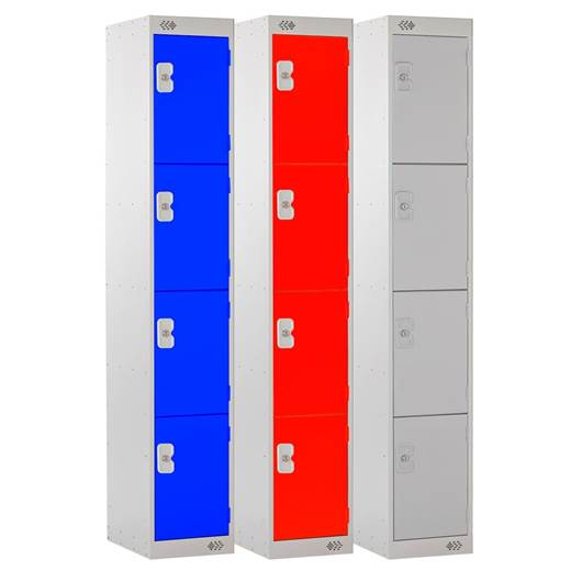 Picture of Four Tier Express Lockers