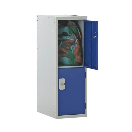 Picture of Two Tier Half Height Lockers