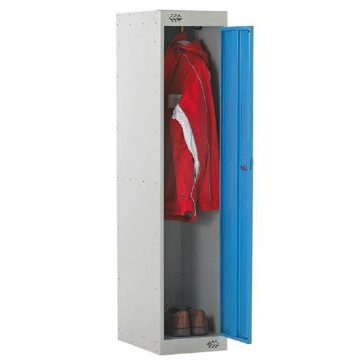 Picture of Single Tier ¾ Height Lockers