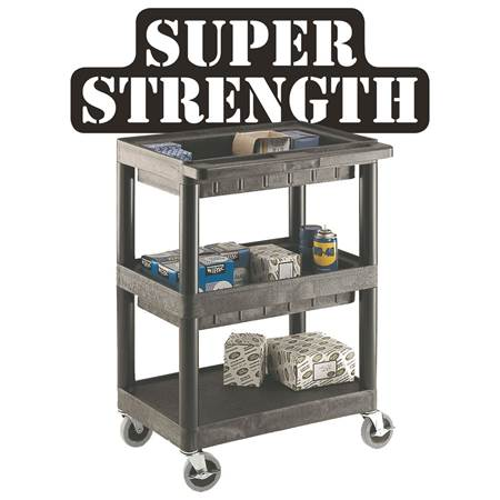 Picture for category Plastic Service Trolleys