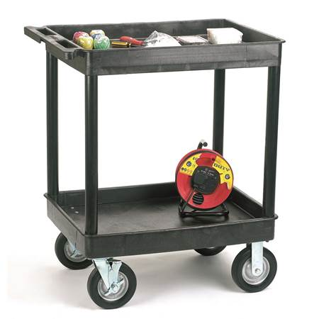 Picture for category Heavy Duty Service Trolleys