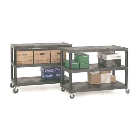 Picture for category Long Shelf Trolleys