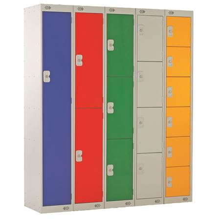 Picture for category Standard Lockers