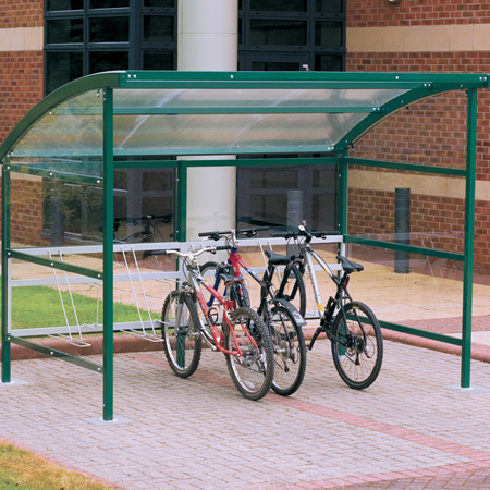 Picture for category Cycle Shelters