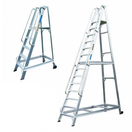 Picture for category Mobile & Warehouse Steps