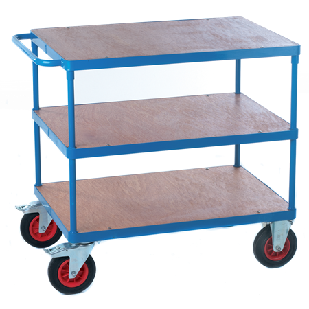 Picture for category Fort® Shelf Trucks - 3 Year Guaranteed