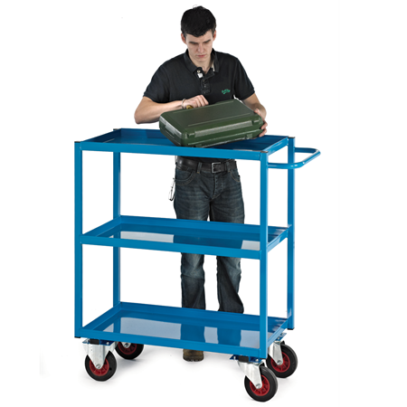 Picture for category Steel Shelf Trucks