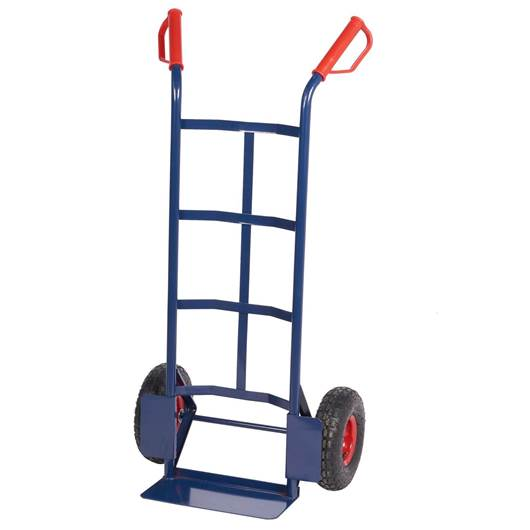 Picture of Steel Sack Truck with Pneumatic Wheels
