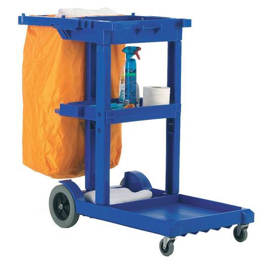 Picture of Janitorial Cleaning Trolley