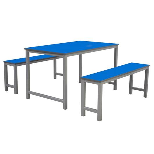 Picture of Canteen Table with Bench Seating
