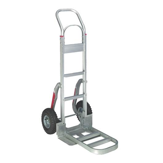 Picture of Aluminium Sack Truck with Large Folding Toe