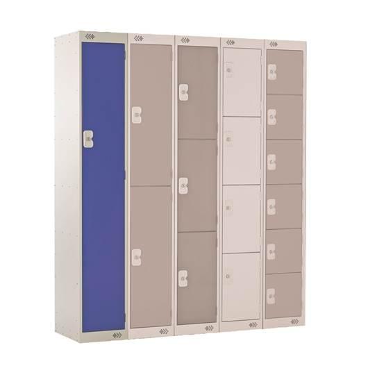 Picture of Single Tier Standard Lockers