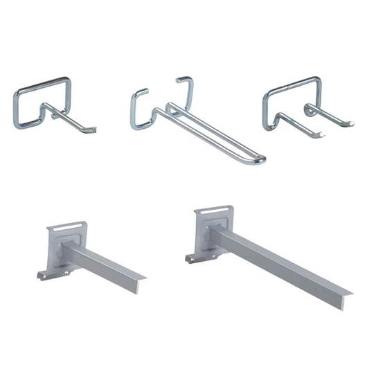 Picture of Dexion Hooks and Spigots