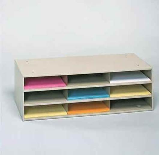 Picture of Horizontal Literature Racks