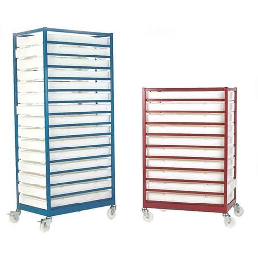 Picture of Mobile Racks Complete with Trays