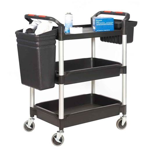 Picture of Proplaz Plus Deep Tray Trolleys