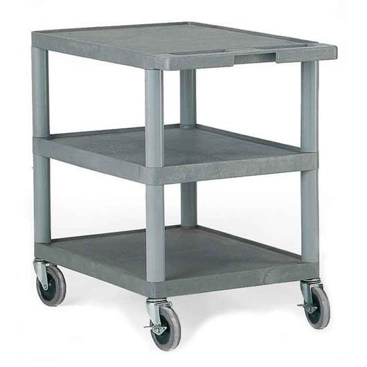 Picture of Standard Grey Shelf Trolleys