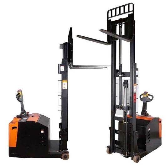 Picture of VULCAN Fully Powered Counterbalance Stacker