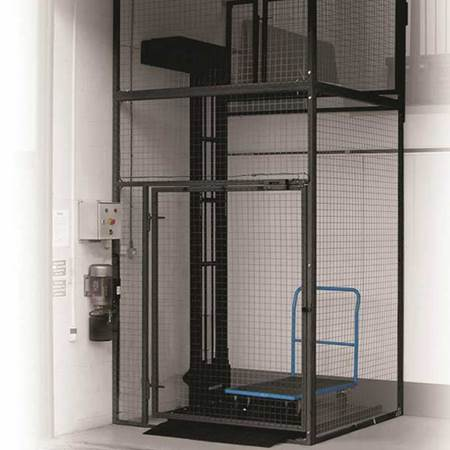 Picture for category Mezzanine Lifts